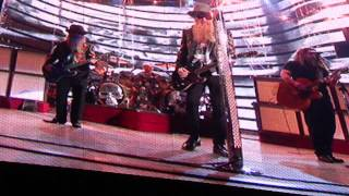 ZZ Top Live: Houston Rodeo 11 Months 29 Days (Johnny Paycheck) with Elwood Francis and Jamey Johnson
