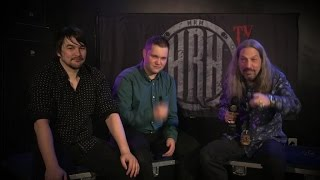 HRH TV – Sugarman Sam and The Voodoo Men interview @ HRH BLUES II