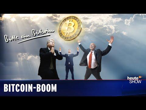 Bitcoiny - heute show