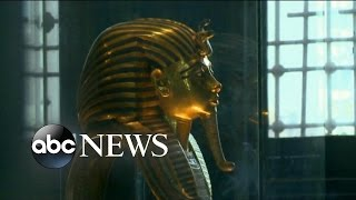 King Tut's Dagger Was Made From a Meteorite, Researchers Say