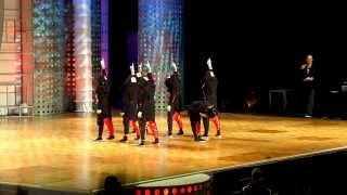 SOL- T- SHINE (JAPAN) WORLD HIP HOP DANCE CHAMPIONSHIP 2013 LAS VEGAS