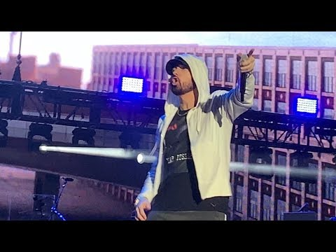 Eminem - Greatest [4K] (Live at Wellington, New Zealand, 03/02/2019, Rapture 2019)