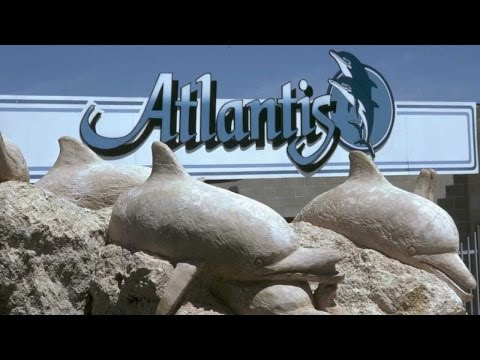 Atlantis Marine Park, Two Rocks, then and now. – Abandoned Park