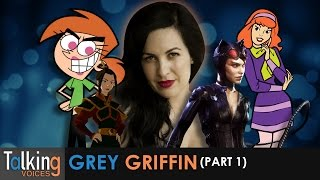 Grey Griffin  Talking Voices Part 1