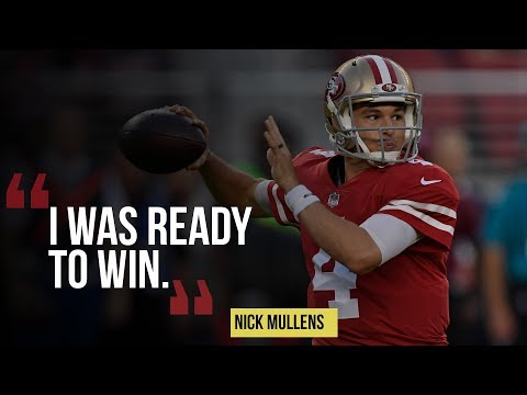 Google News - Nick Mullens has sterling debut for 49ers - Overview 9be800d4b