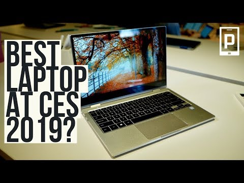 Samsung Notebook 9 Pro, Odyssey & more @ CES 2019
