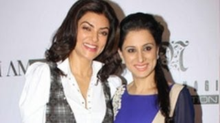 Sushmita Sen & Rouble Nagi Co Host Power Luncheon For Women  RNAF & I AM Foundation