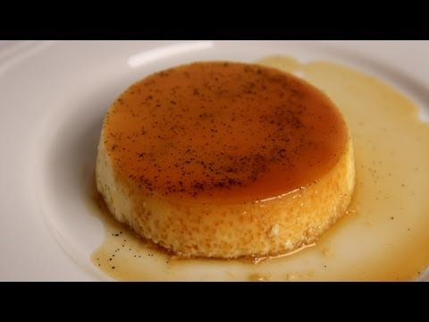 Homemade Flan Recipe – Laura Vitale – Laura in the Kitchen Episode 319
