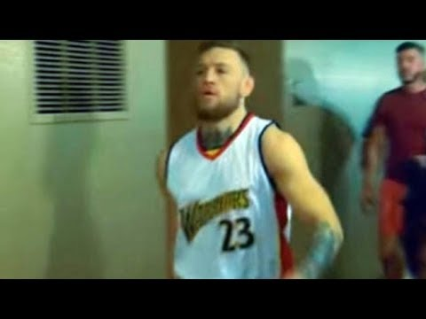 ICYMI: LMFAO : A SAVAGE MCGREGOR SONS DRAYMOND GREEN WHILE ROCKING A C.J. WATSON JERSEY (SUBLIMINAL)