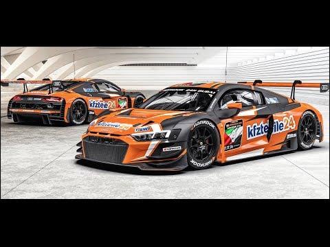 Mücke Motorsport Teaser Hankook 24H Dubai 2019