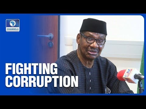 Elites Who Benefitted From Corruption Going Through Pain - Sagay