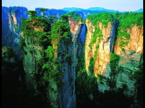 ZHANGJIAJIE & TIANMEN MOUNTAIN, China (by World Heritage Network)