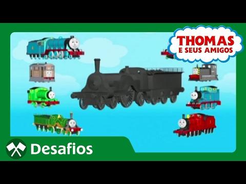 Thomas e Seus Amigos: Sob a Poeira de Carvão