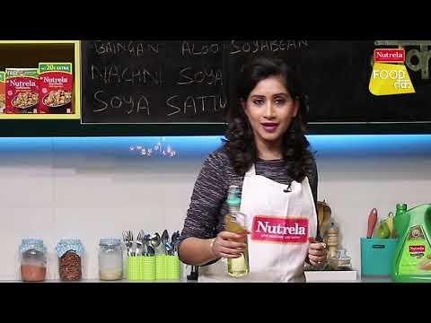 Nutrela Soya Raagi Dosa
