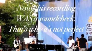 "John Legend & The Roots - ""Hard Times"" LIVE GMA NYC"