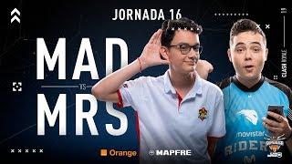 MAD Lions E.C. VS Movistar Riders | Jornada 16 | Temporada 2018-2019