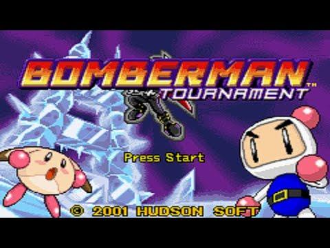 Bomberman Tournament GBA