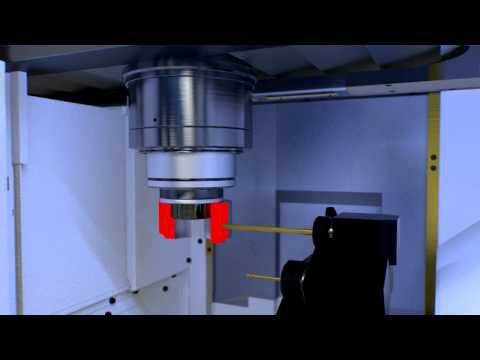 Vertical Turning Machine EMAG VL 2