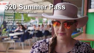 SUNSHINE COAST TURF CLUB SURF & TURF PROMO