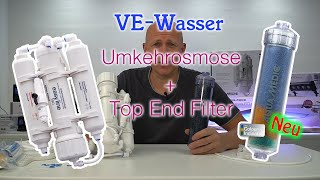 Aqua Medic easy line und Top End Filter