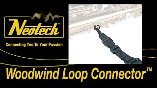 Wood Wind Loop Connector Video