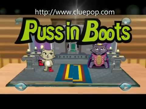 Video of Puss in Boots : 3D Pop-up Book