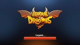 INTRO MAS  League of Dragons ANDROID EN ESPAÑOL cartas Los Monegros