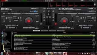 VIRTUAL DJ /MESCLA DE MUSICA ELECTRONICA 100% CHINGONA