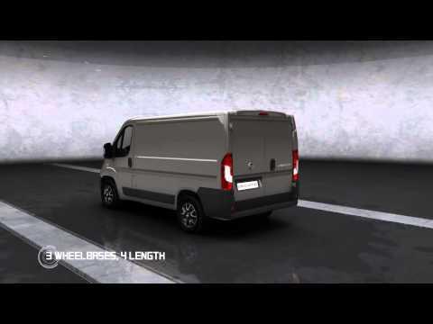 Fiat  Ducato Фургон класса M - рекламное видео 6