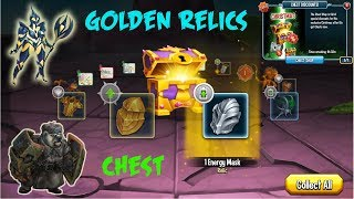 Monster Legends - Open Relics Chest And Combat PVP