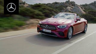 YouTube Video Hg7JpFn9YPM for Product Mercedes-Benz E-Class Coupe C238 & Cabriolet A238 (2020 Facelift) by Company Mercedes-Benz in Industry Cars