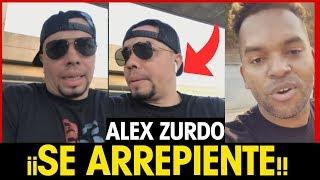 Luego de Doña Religión , ALEX ZURDO dice que SE ARREPIENTE, REDIMI2 lanza reto de Gravy