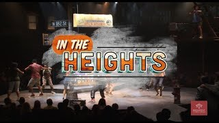 IN THE HEIGHTS SIZZLE REEL - AUG 20-25, 2019 - BROADWAY AT MUSIC CIRCUS