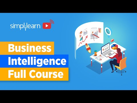 Business Intelligence Full Course | Business Intelligence Tutorial ...