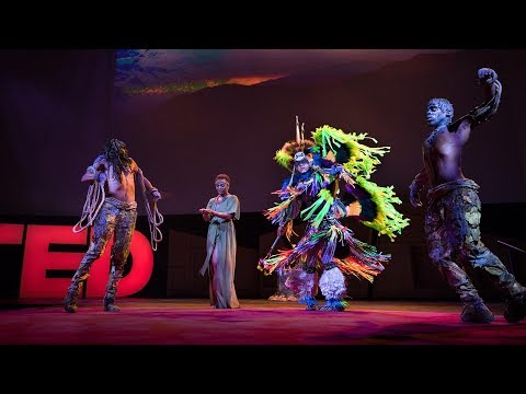 A Dance to Honor Mother Nature