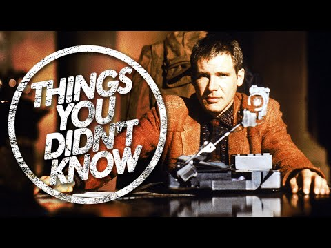7 Things You (Probably) Didn't Know About Blade Runner
