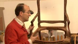Establishing The Age Of An Antique Chair