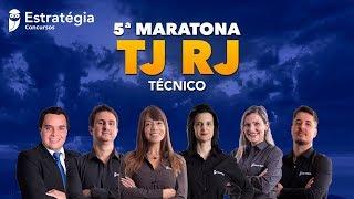 5ª Maratona TJ RJ: Técnico