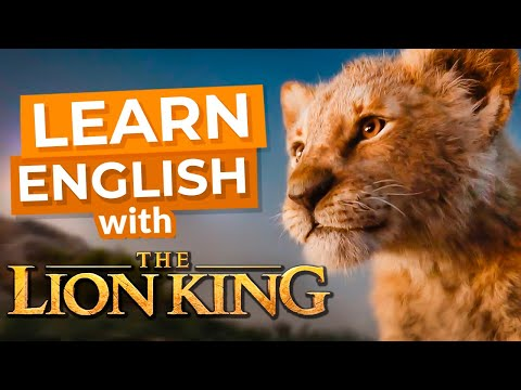 Learn English With The Lion King