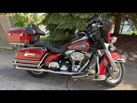 2007 Harley-Davidson Electra Glide® Classic in Muskego, Wisconsin - Video 1
