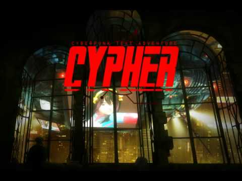 Someone Is Making A Cyberpunk Text Adventure Game. In 2012.