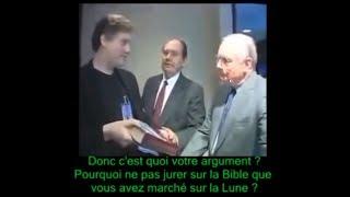 Quand Neil Armstrong refusait de jurer sur la bible qu