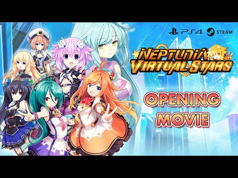 Trailer de Neptunia Virtual Stars
