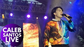 I Need You More Today | UP FAIR HIWAGA (Caleb Santos live performance)