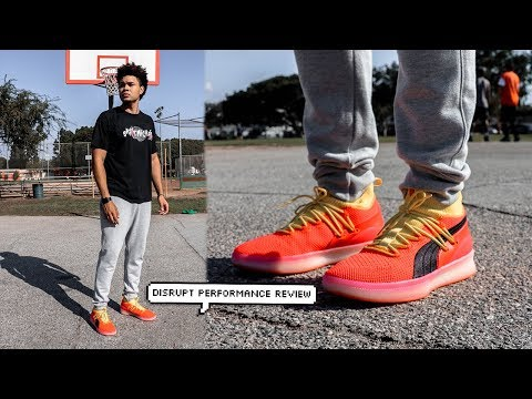 Puma Clyde Court Disrupt Performance Test/Review