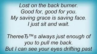 Armor For Sleep - My Saving Grace Lyrics