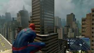 The Amazing Spider-Man 2 Video Game - TASM1 suit free roam