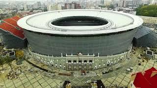 Estadio Ekaterinburgo -  Rusia 2018