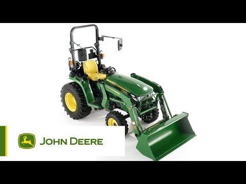 John Deere 3038E