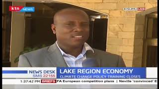 Lake Region Economic Block focuses on climate change and budgeting